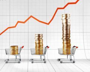 Наглядный пример роста инфляции