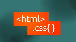 HTML CSS верстка фото