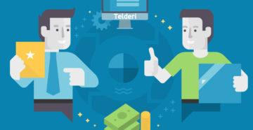 биржа сайтов телдери обзор