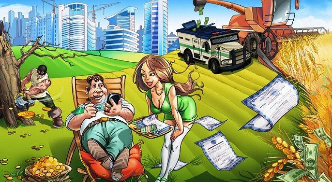 densis экономическая онлайн игра с возможностью заработка денег в интернете