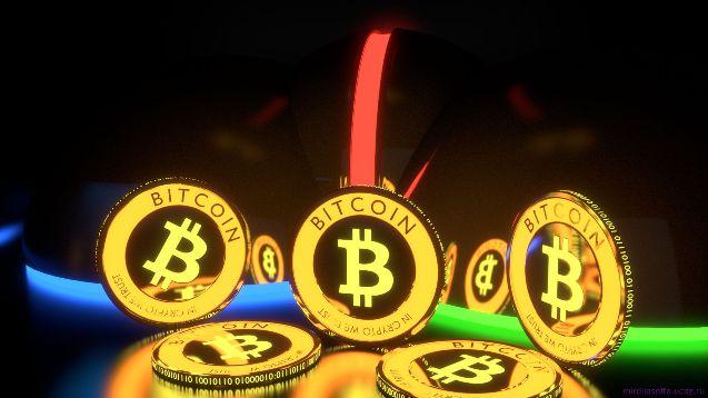 Картинка биткоины