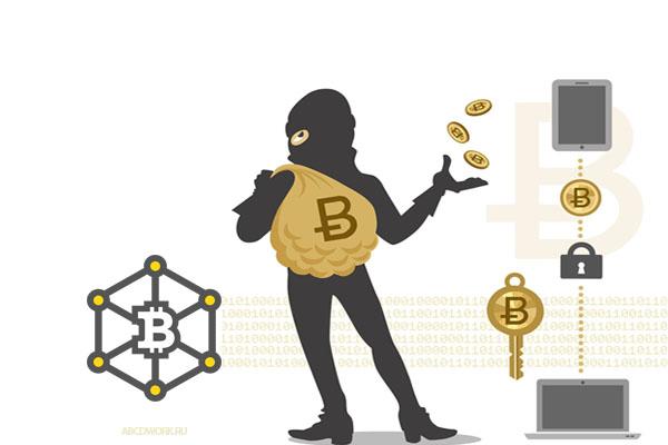Мошенники и лохотроны на заработке криптовалюты фото