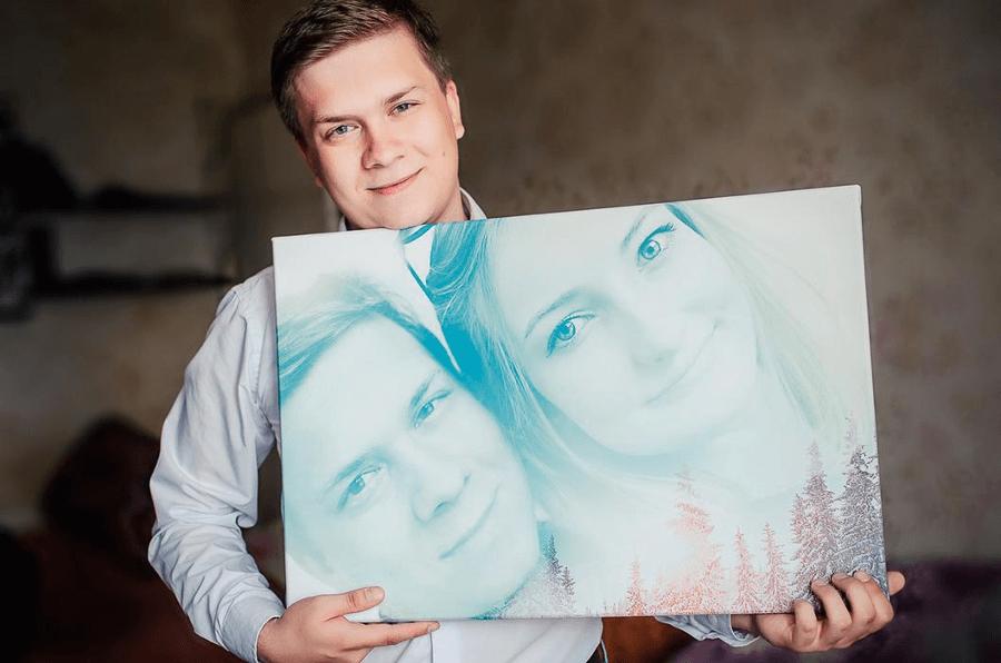 Бизнес на портретах в маленьком городе