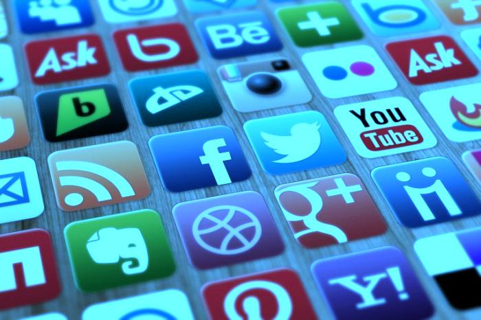 соцсети в интернете - работа