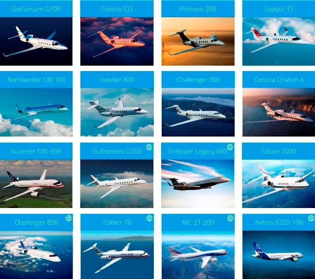 воздушная монополия - самолеты