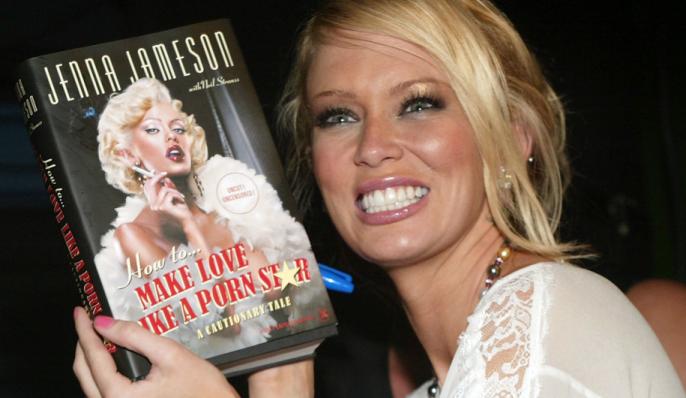 Дженна Джеймсон - книга автобиография «Заниматься любовью как порнозвезда»