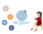 Заработок денег в интернете на ВкТаргет