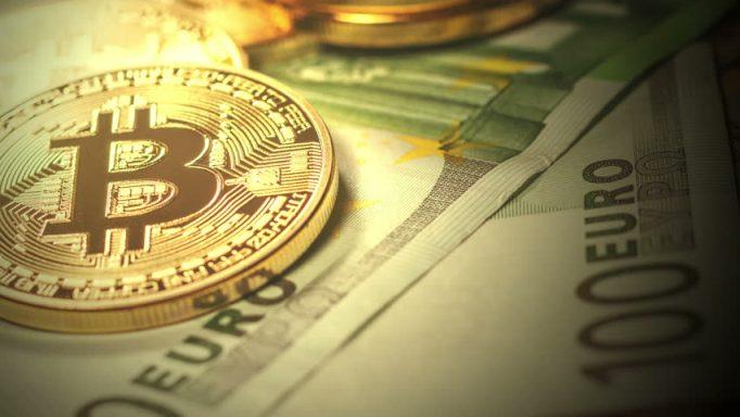 Криптовалюта биткоин фото