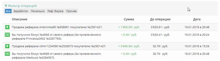 5400 рублей за один день скриншот