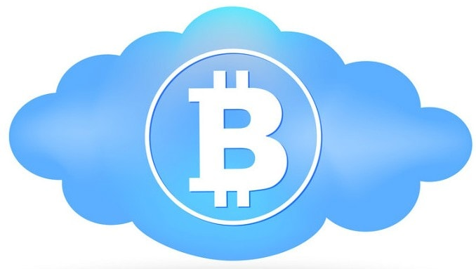 Облачный майнинг биткоинов картинка