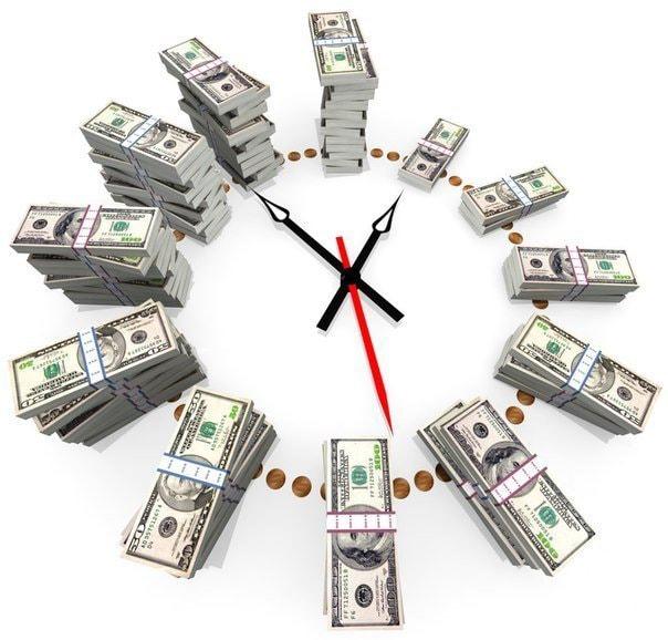 время и деньги фото